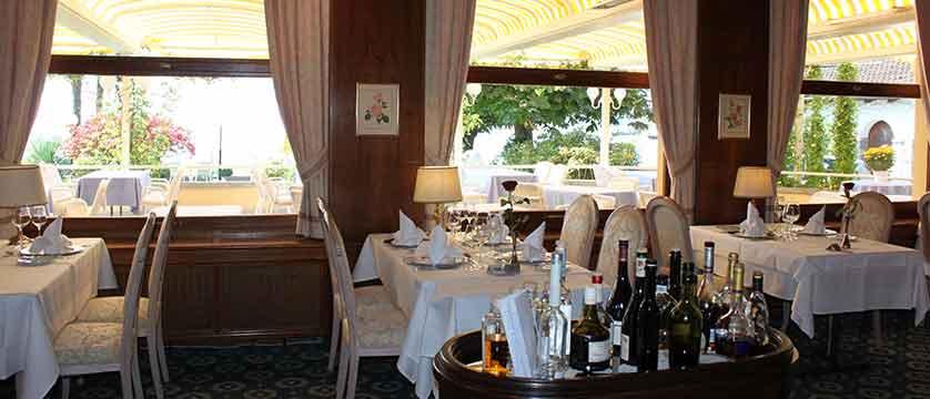 Hotel Beau Rivage, Weggis, Lake Lucerne, Switzerland - dinning room 2.jpg